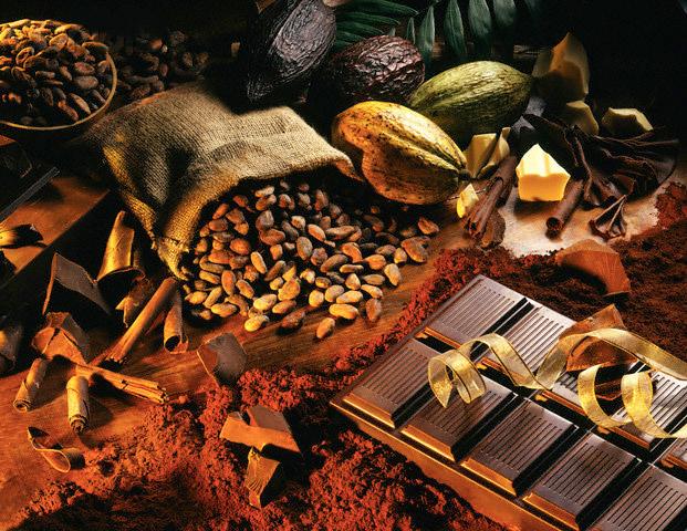 Шоколад изготавливается из семян дерева Аброма какао (Оbroma...
