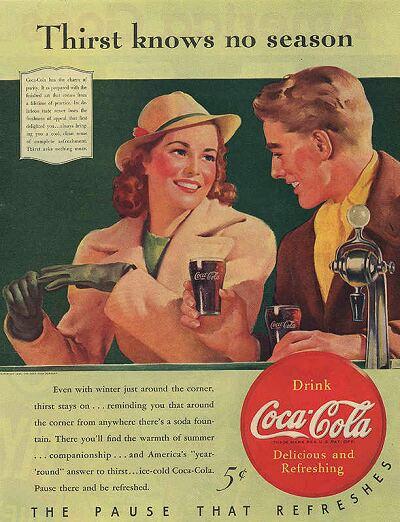 coca cola history