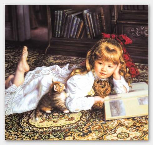 Sandra Kuck. Kitten tales