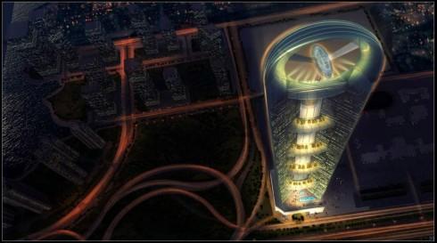 Башня Анара
