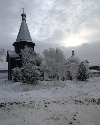 Спасо-Прилуцкий монастырь. Церковь Успения Пресвятой Богородицы