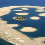 Строительство архипелага Мир