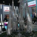 Dubai Towers Dubai, макет