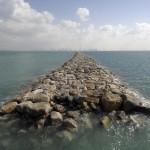 Строительство островов, барьерный риф