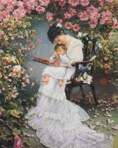 Sandra Kuck. Mother's Gentle Touch