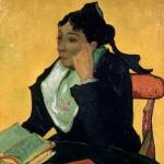 В. Ван Гог. Арлезианка (Портрет мадам Жину). 1888