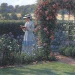 Э. Блейр-Лейтон. Приятное одиночество. 1919