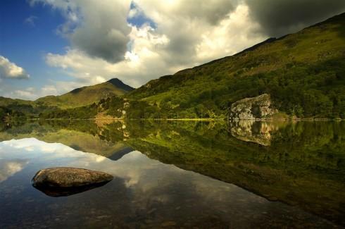 Snowdonia National Park, North Wales, UK