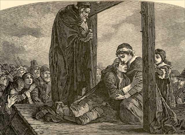 arthur dimmesdales guilt in nathaniel hawthornes novel the scarlet letter