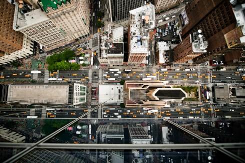 Пешеходные переходы Нью-Йорка и Токио (1)