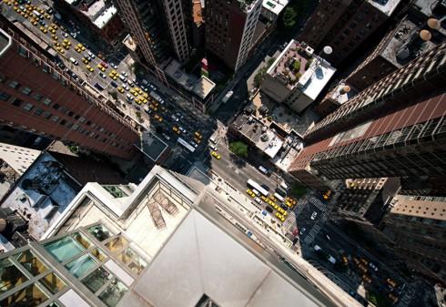 Пешеходные переходы Нью-Йорка и Токио (10)